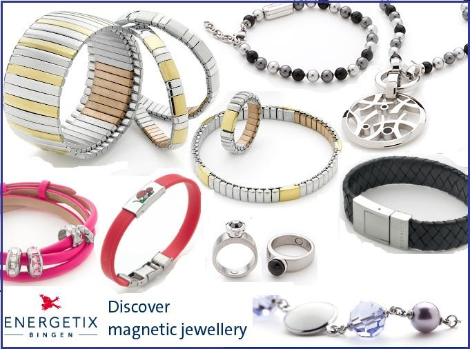 10 images about energetix magnetic therapy jewelry on