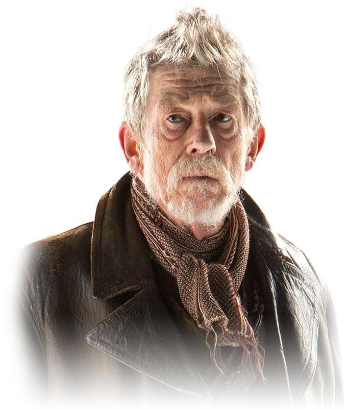 8.5, THE WAR DOCTOR-John Hurt 2013 NO COMPANIONS MONSTERS-Daleks, Zygons