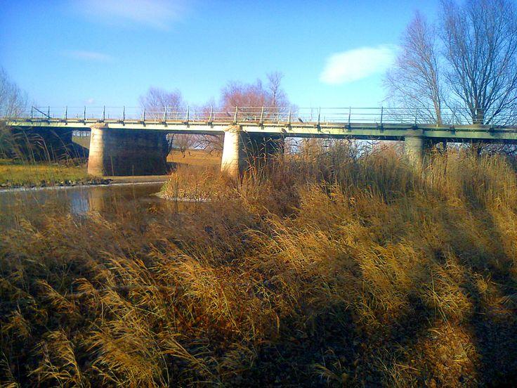 Szentágotai-híd, Püspökladány.