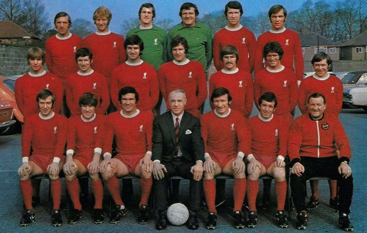 The history of Liverpool FC in pictures