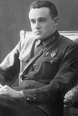 In September 1933 founded the world's first jet Institute, Deputy Director has been appointed 26-year-old Sergei Korolev.