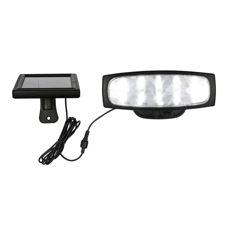 Find Solar Magic 40 Lumen SMD LED Solar Shed Light at Bunnings Warehouse. Visit your local store for the widest range of lighting & electrical products.