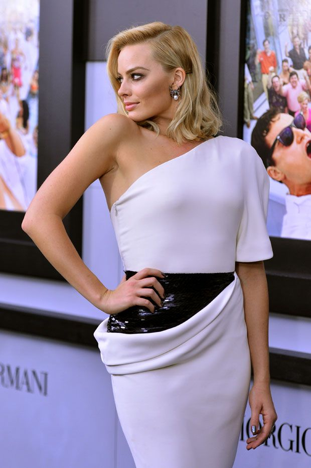Margot Robbie - 'The Wolf Of Wall Street' New York Premiere