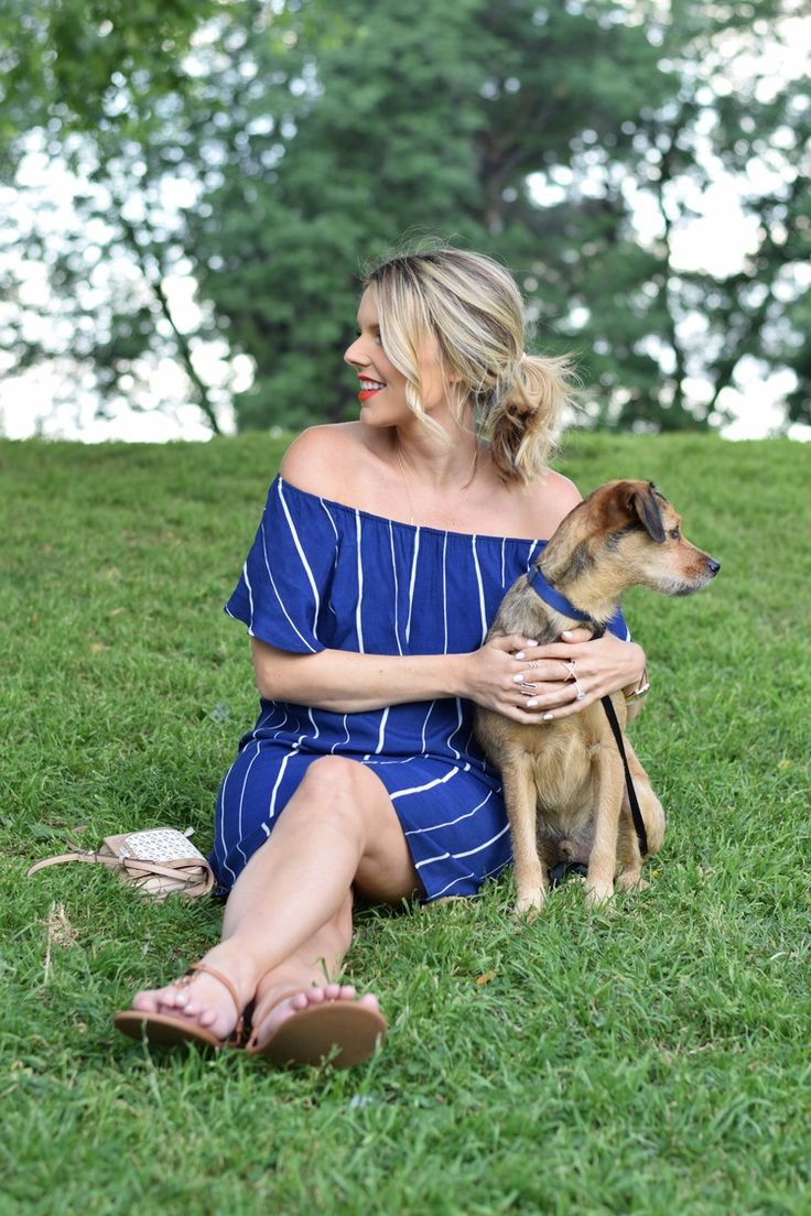 Show Off Those Shoulders | Ali Fedotowsky