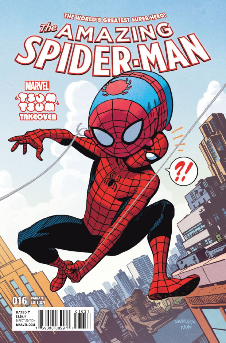 """BEFORE """"DEAD NO MORE""""! • There's an accident at Parker Industries! • What will Peter Parker do to save his employees, both as CEO AND Spider-Man?! Rated T"""