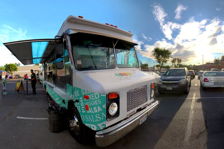 Here we are at Truck Squad last month during sunset.  Tonight 5:30P - 9:00P we return - join us! (262 Imperial Hwy, Fullerton CA). More info: http://www.sohotaco.com/2013/09/20/fullerton-truck-squad-an-exciting-line-up-our-cecina-de-res-taco-join-us  #tacotruck #foodtruck #gourmetfoodtruck #fullerton #orangecounty #oc #trucksquad #tgif
