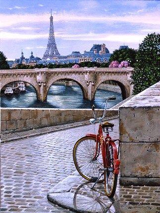 Awesome Views #amazing #paris just around the corner