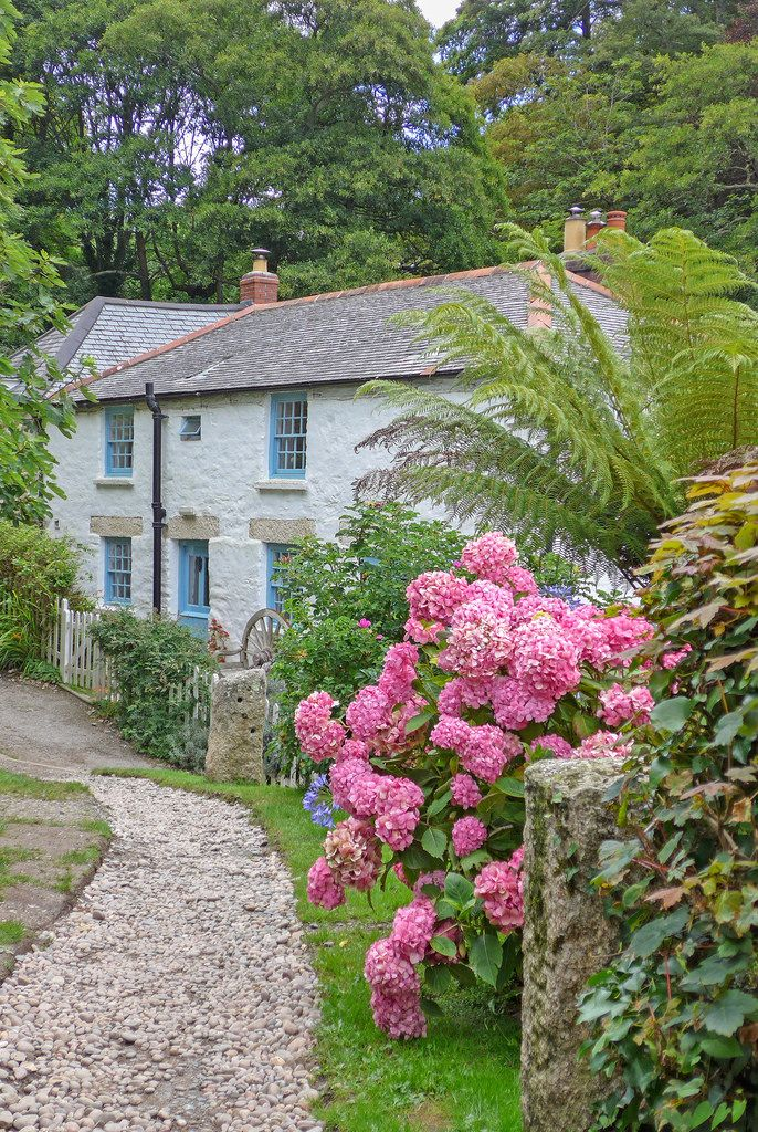 Durgan ,Cornwall England by Tim Green aka atoach