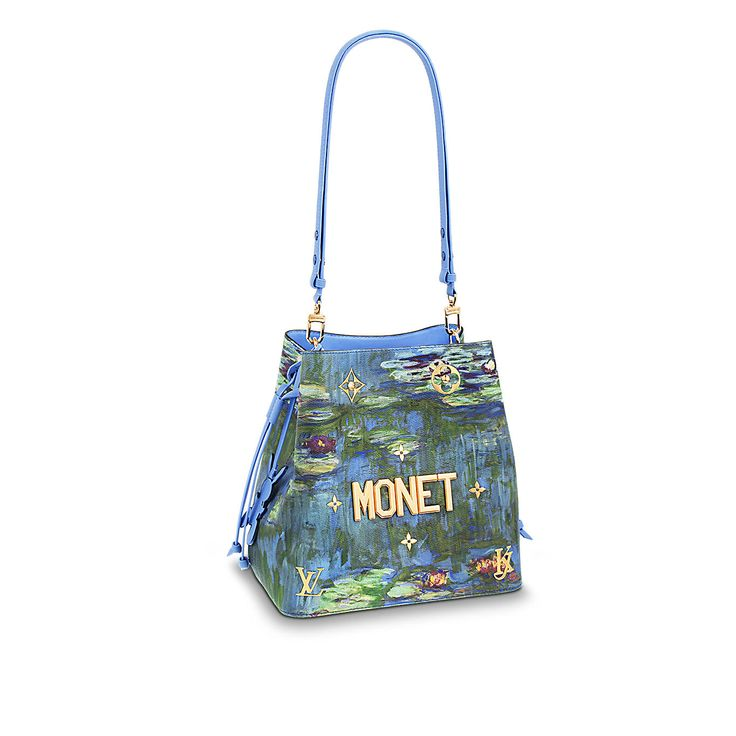 NeoNoe  in WOMEN's Masters LV X Koons  collections by Louis Vuitton