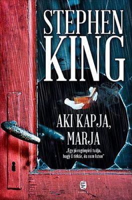 Tekla Könyvei: Stephen King – Aki kapja, marja (Bill Hodges 2.)
