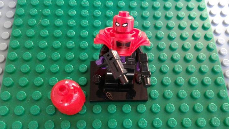 Lego Batman Movie Series 71017 Mini Figure Red Hood   Toys & Hobbies, Building Toys, LEGO   eBay!