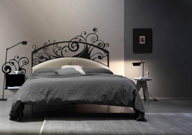 Letti in ferro battuto Cosatto: matrimoniali e singoli [FOTO] | Design Mag