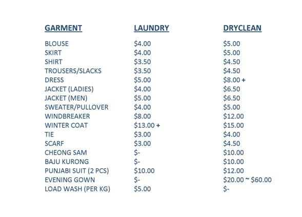 Cleaning Services Price List Template Cleaning Services Prices Price List Template Cleaning Service