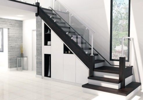 Contemporary Metal Staircases from James Grace