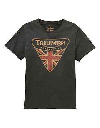 Lucky Graphic Tees - I like the quality of the tees as well as the graphics from Triumph, Indian, Fender, and vintage themes.  Always check out the sales online or if you are lucky enough to have a Lucky Brand outlet.  Otherwise $30 for a t-shirt is a bit much.
