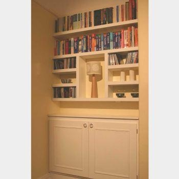 Alcove Shelving And Cupboard Units Would Look Great In Living Room Alcoves
