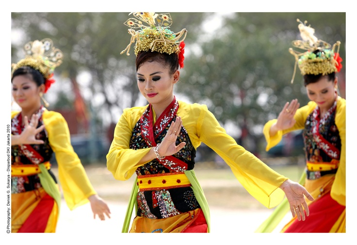Betawi Welcoming Dance