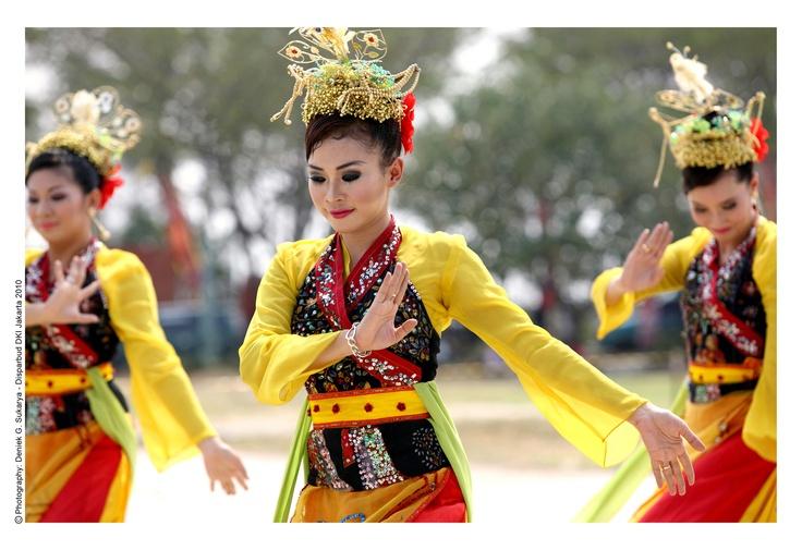 Betawi Welcoming Dance