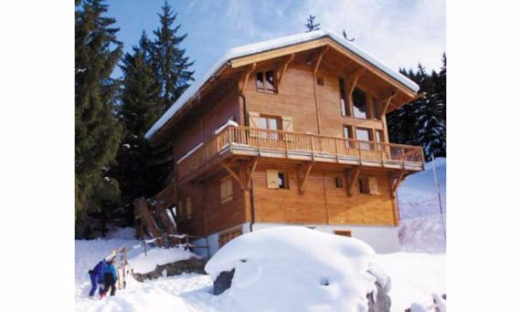 Chalet Le Torrent Luxury Family Holiday Ski Chalet Located In La Tania France  (11)