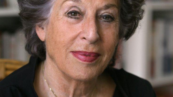 Publizistin Lea Rosh: Michel Friedmans großer Bruder, und genauso giftig