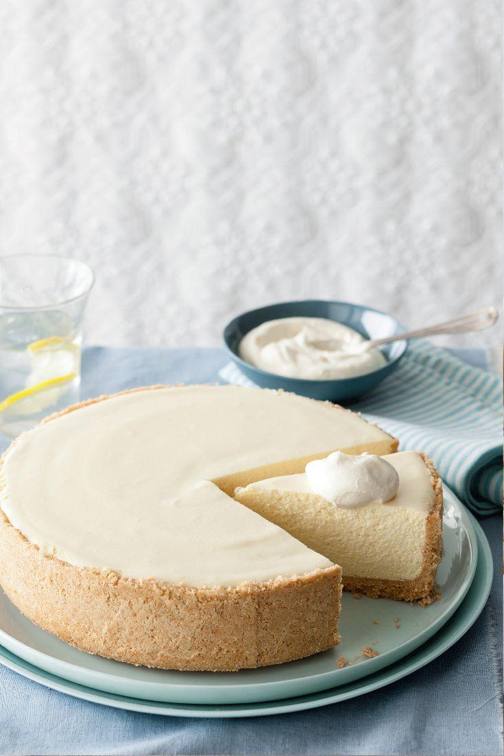 Fantastic Lemon Cheesecake