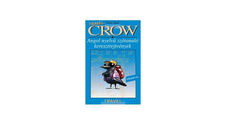 Crow Travel - Angol - Okosodjál webáruház