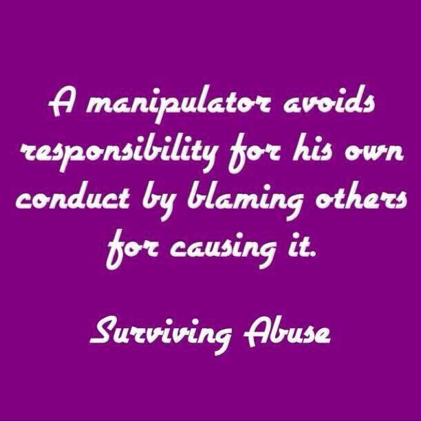 Blaming Others Quotes