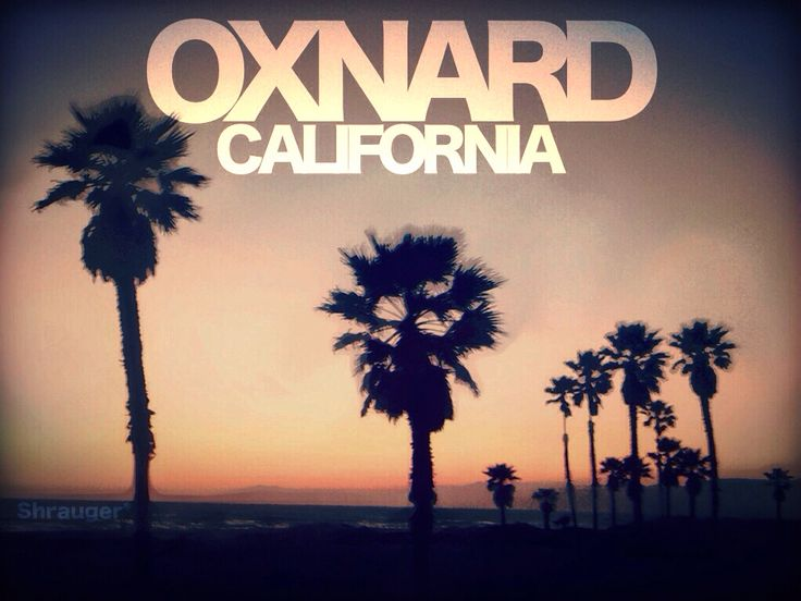 Oxnard, California. Spent a couple weeks here. My brother, Richard, was stationed here. Beautiful.