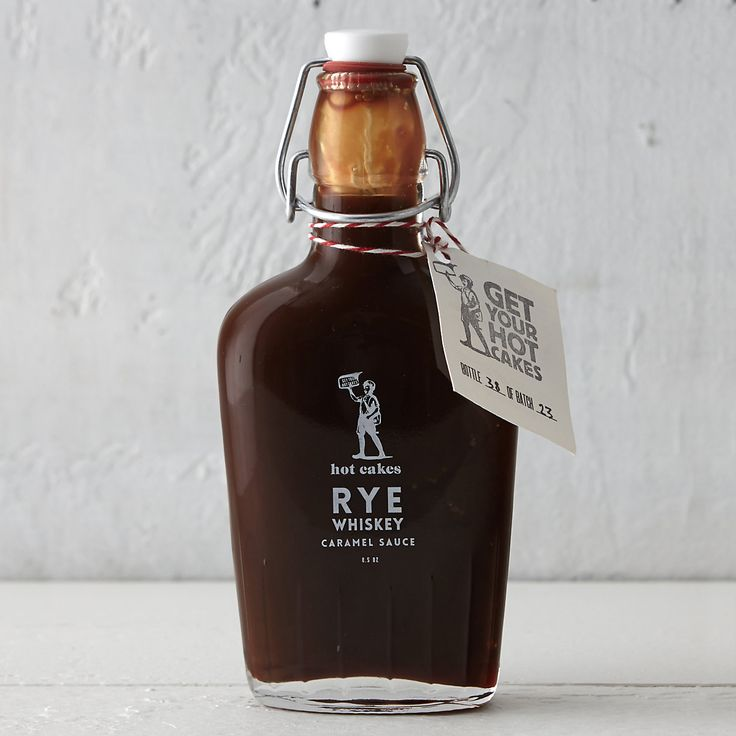rye whiskey caramel sauce rye whiskey organic butter organic sugar ...