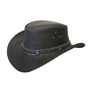 9cd33f1b651a3 Down Under Leather Hat Review | Cowboy Hats | Pinterest | Leather hats