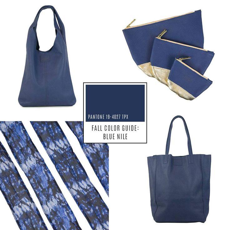 Color of fall17: Blue Nile