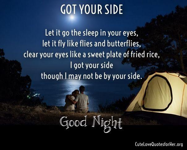 Long Distance Good Night Poems