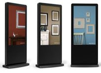 Floor Standing Digital Displays