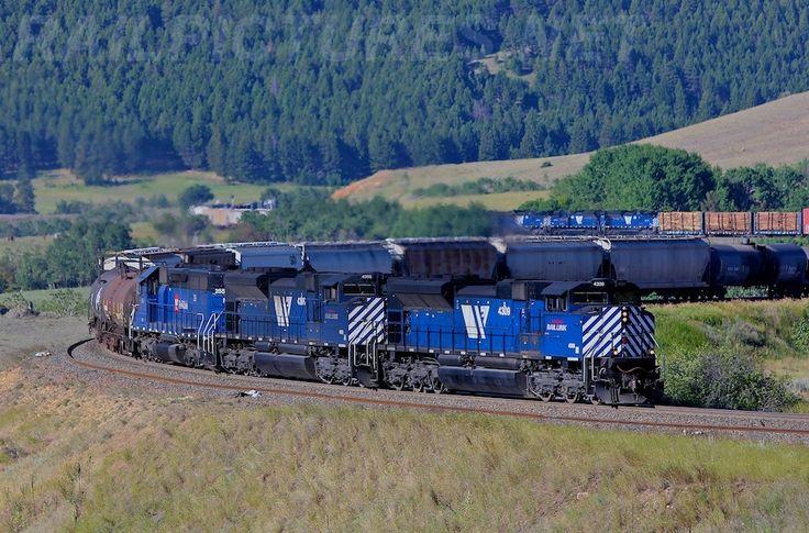 Montana Rail Link