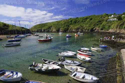 Pembrokeshire Wales St Brides Bay 21