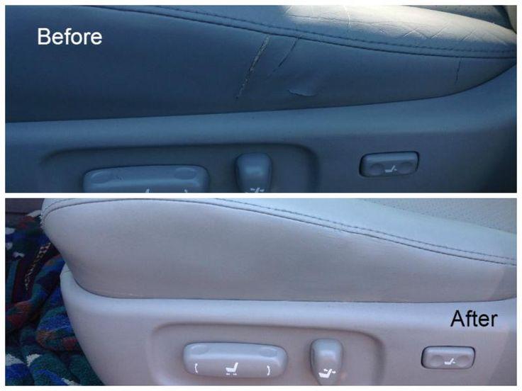Escort Passport 9500Ix >> Toyota Highlander car seat repair and dye | Automotive ...