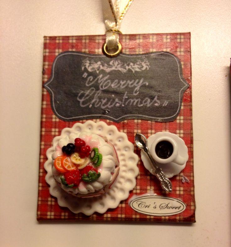 Mini-cake Natale '14 Cri's sweet