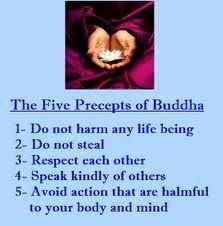 5 precepts