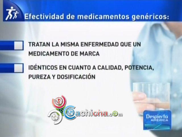 Medicamentos Genéricos: La Misma Efectividad A Un Mejor Precio #Video