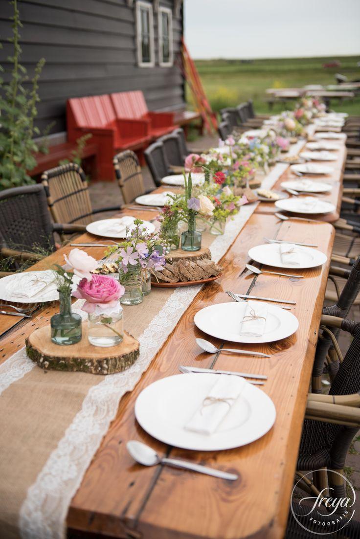 Meer dan 1000 ideeën over bruiloft tafels op pinterest   huwelijks ...