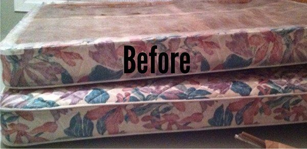 How To: Turn Box Springs into a Modern DIY Platform Bed » Curbly   DIY Design Community