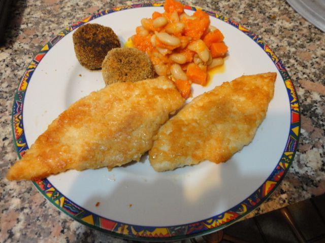 Pollo in crosta di parmigiano - http://www.food4geek.it/le-ricette/secondi-piatti/pollo-in-crosta-di-parmigiano/