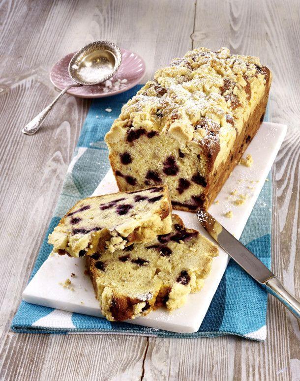 Unser beliebtes Rezept für Blaubeer-Bananenkuchen mit Streuseln und mehr als 55.000 weitere kostenlose Rezepte auf LECKER.de.