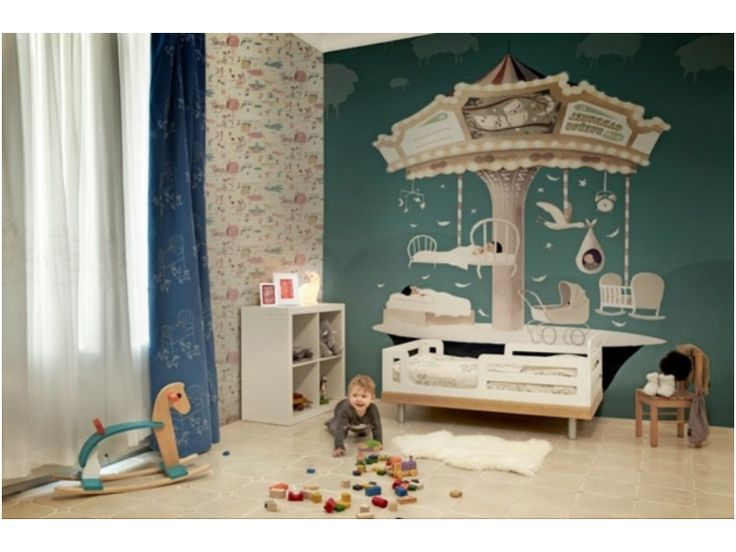 29 besten Kinderzimmer Bilder auf Pinterest Wandgestaltung
