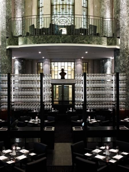 Rockpool Bar and Grill, Sydney. As recommended by Nicholas Lander. And me.