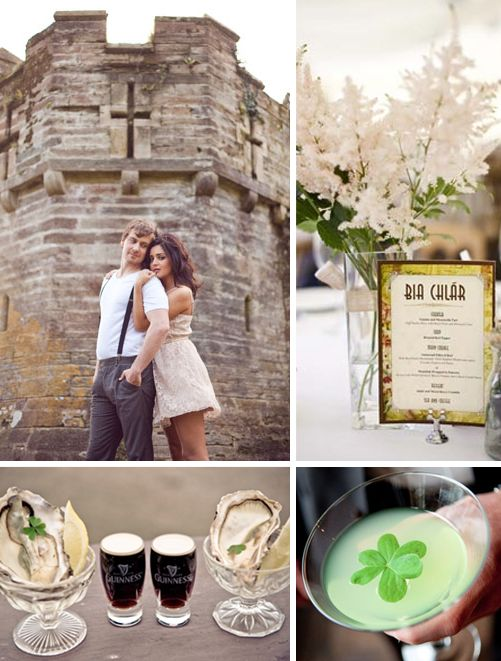 111 best irish wedding inspiration images on pinterest irish Wedding Inspiration Ireland luck of the irish wedding inspiration board! wedding inspiration ireland