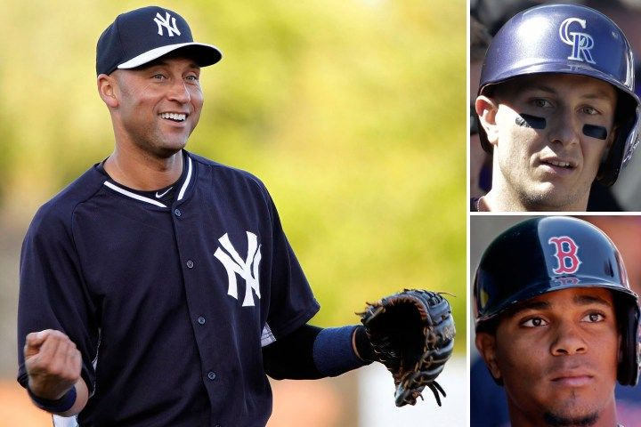 From Tulo to Bogaerts, next wave of shortstops worshipsJeter