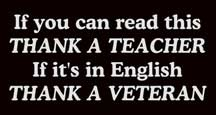 Love this: Teacher, Veterans Baby