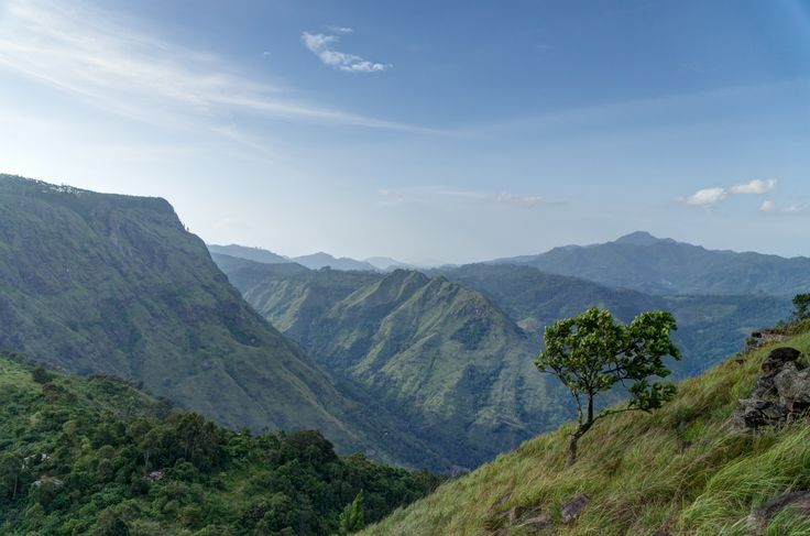 The Hills of Sri Lanka