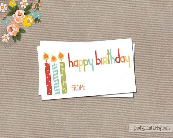 16 best business cards for kids images on pinterest business cards birthday gift tags kids calling card gift by poofyprints on etsy colourmoves